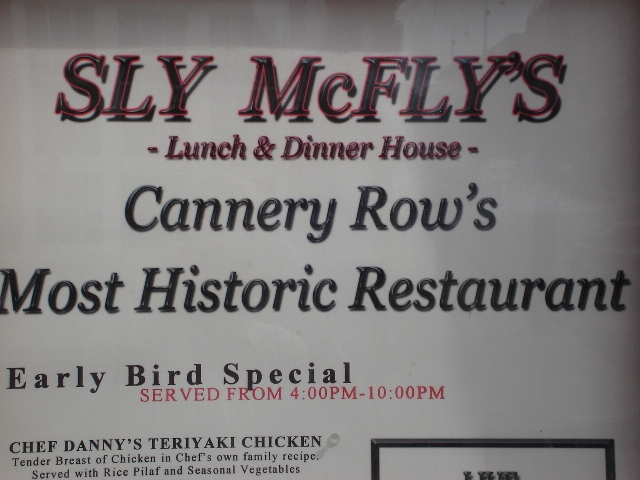 Slys Historic Restaurant Claim