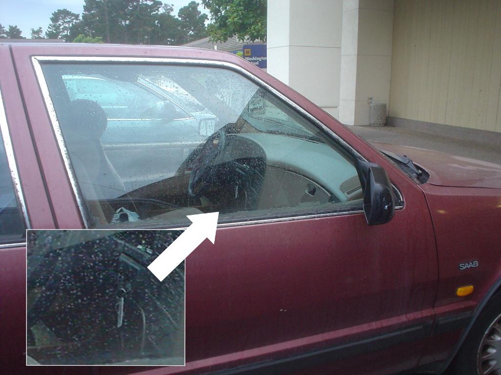 Steal The Saab