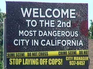 Stockton Dangerous City