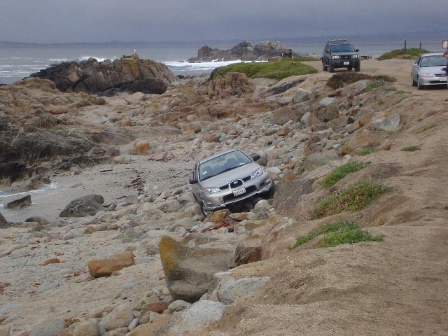 Subaru Off Road
