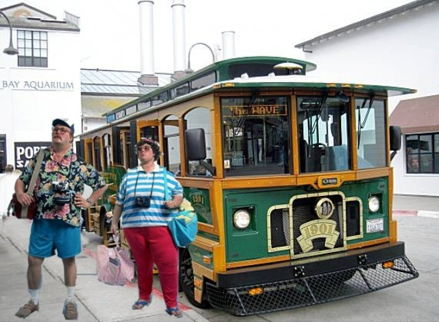 Trolley Riders