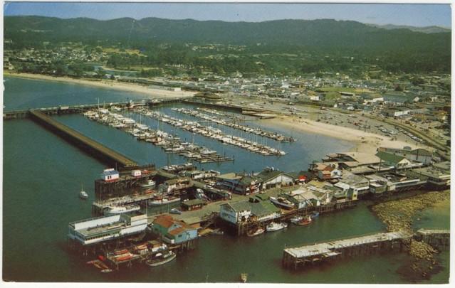Wharfs 1960s