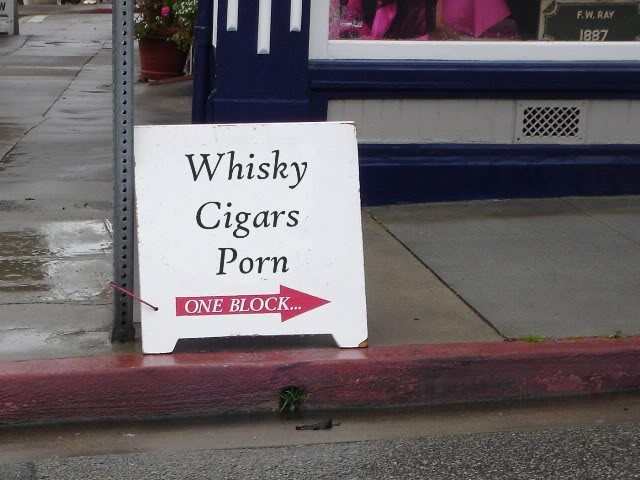 Whisky Cigars Porn