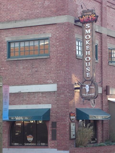 Willys Smokehouse